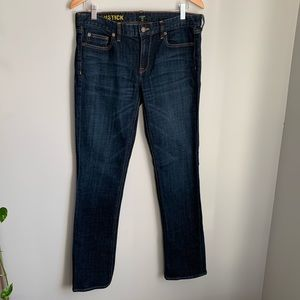 J.Crew Matchstick Jeans Size 30